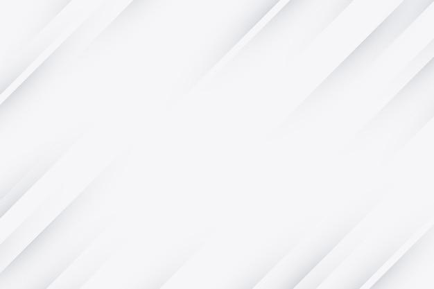 Fundo branco textura elegante Vetor grátis