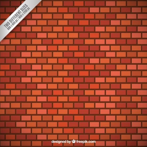 Fundo brickwall Vetor grátis