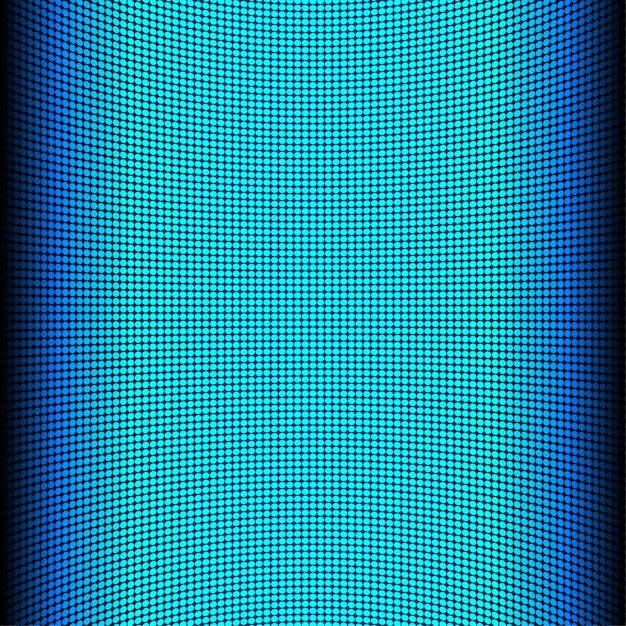 Fundo claro da tecnologia abstrata para o internet e o negócio do web site do gráfico de computador. fundo azul escuro Vetor Premium