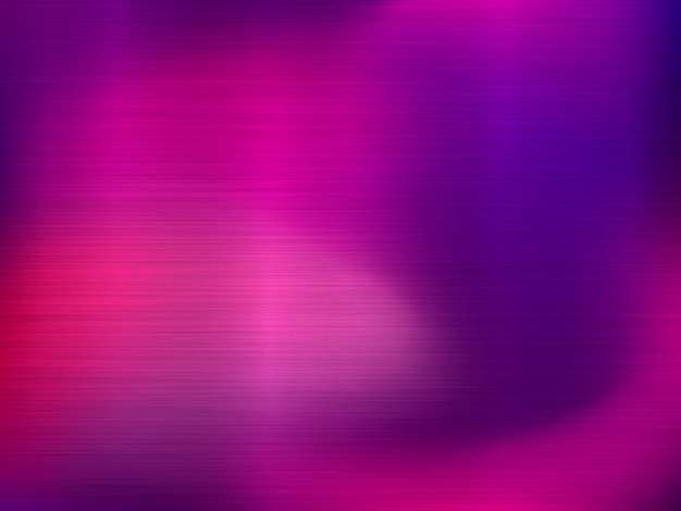 Fundo colorido abstrato da tecnologia do inclinação do rosa do metal com lustrado, textura, cromo, prata, aço, alumínio Vetor Premium