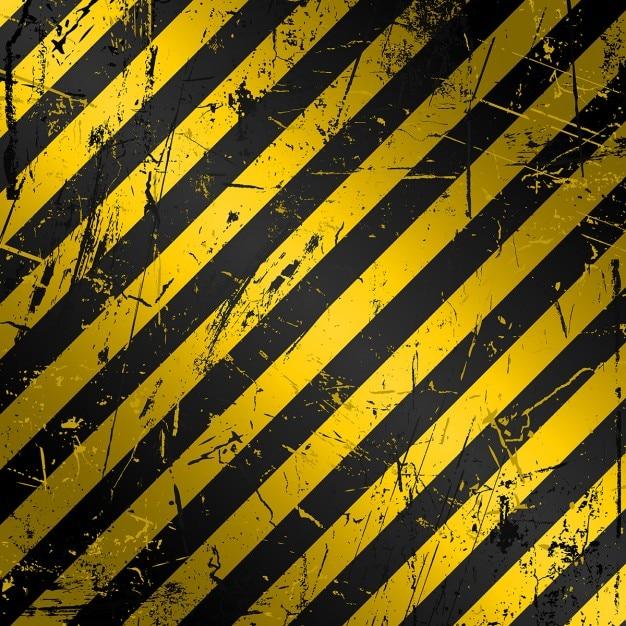 Armario Tela Aki ~ Fundo da construç u00e3o de Grunge textured em amarelo e preto
