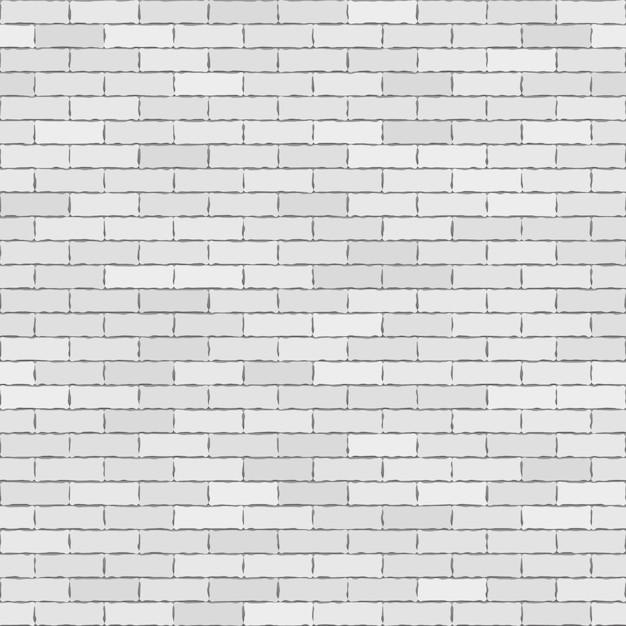 Fundo da parede de tijolo Vetor Premium