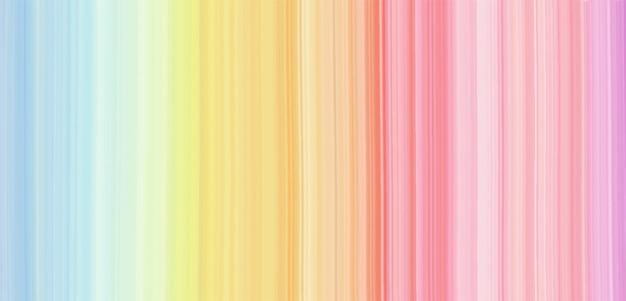 Fundo de arco-íris de textura aquarela. Vetor Premium