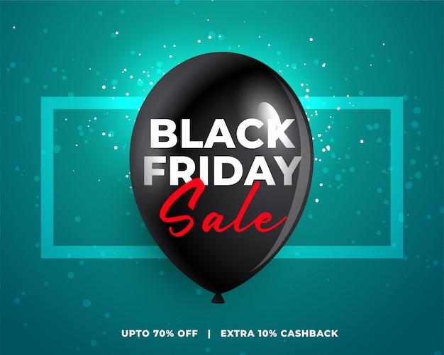 Fundo de design de cartaz de venda sexta-feira negra Vetor grátis