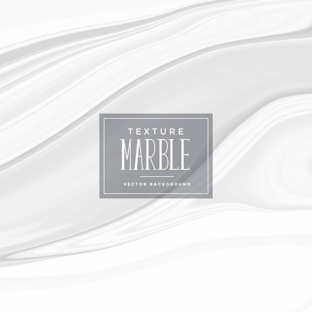 Fundo de efeito de textura de mármore branco Vetor grátis