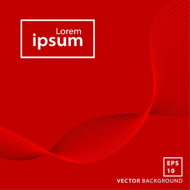 Fundo de espectro Vetor Premium