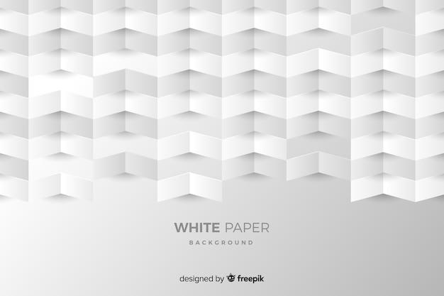 Fundo de estilo de papel Vetor grátis