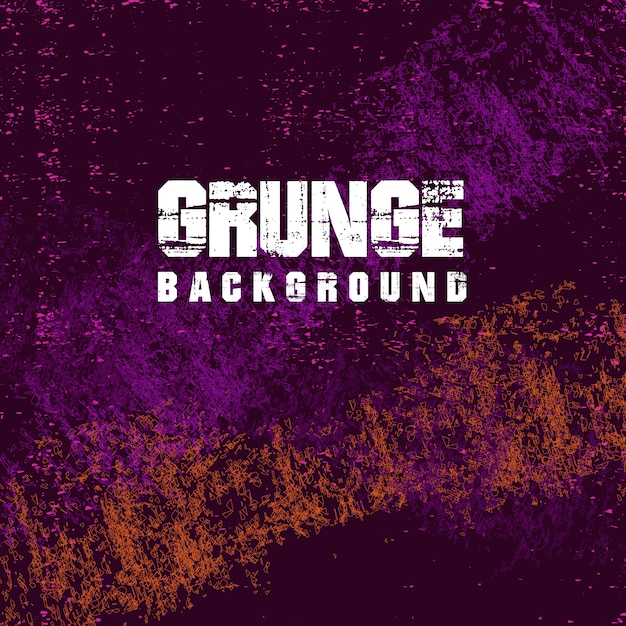 Fundo de grunge Vetor Premium
