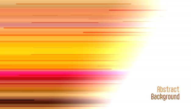 Fundo de linhas retas de movimento brilhante abstrato Vetor grátis