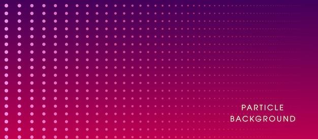 Fundo de meio-tom abstrato cor-de-rosa Vetor Premium