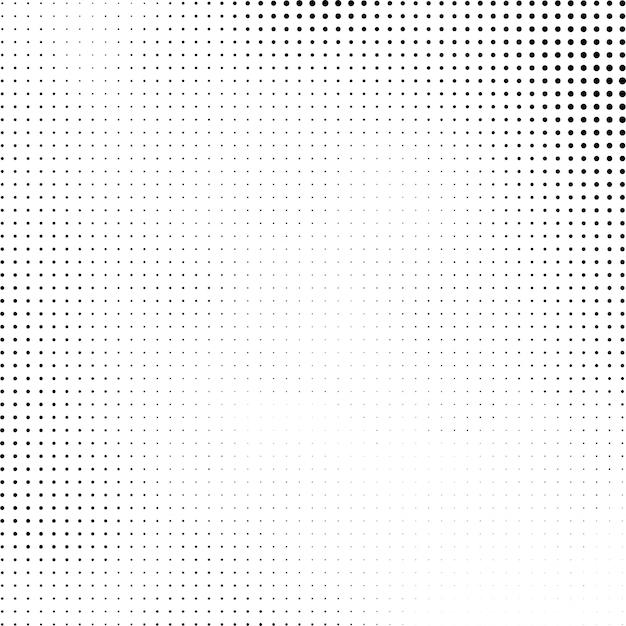 Fundo de meio-tom moderno elegante Vetor grátis