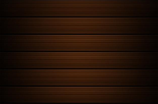 Fundo de papel de parede de madeira antigo Vetor Premium