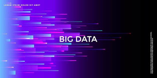 Fundo de tecnologia digital avançada Vetor Premium