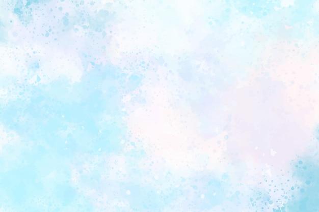 Fundo de textura aquarela Vetor grátis