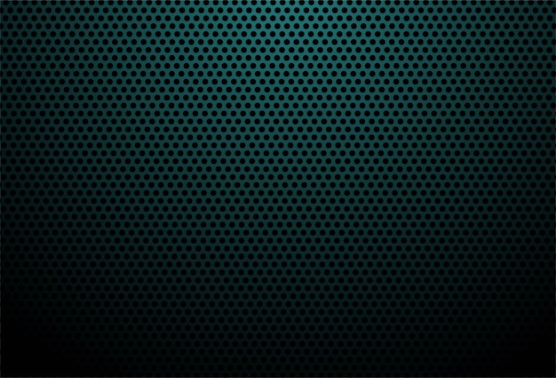 Fundo de textura de fibra de carbono azul Vetor grátis