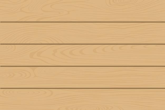 Fundo de textura de madeira. Vetor Premium