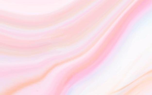 Fundo de textura de mármore em tons pastel. Vetor Premium