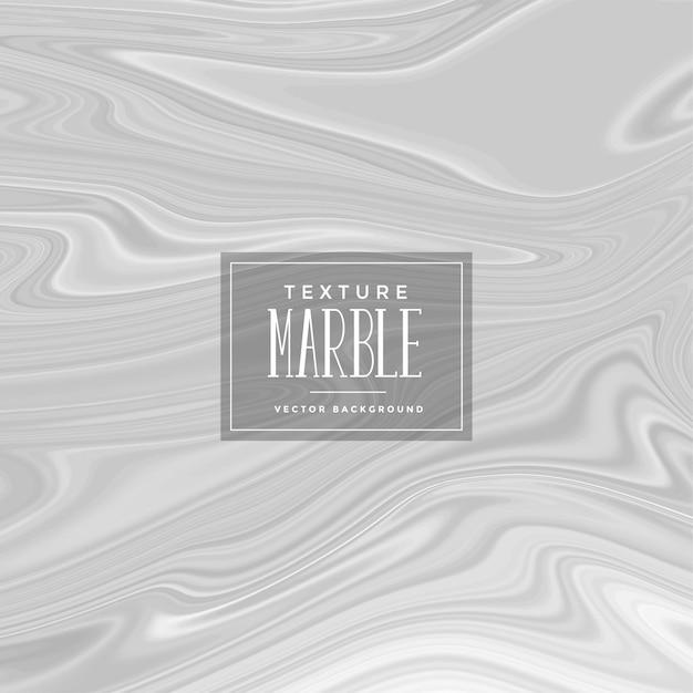 Fundo de textura de mármore líquido cinza Vetor grátis