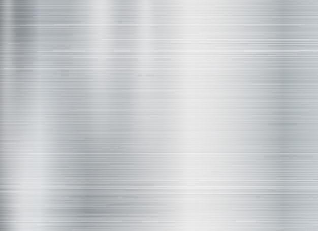 Fundo de textura de metal Vetor Premium