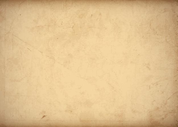 Fundo de textura de papel velho Vetor Premium