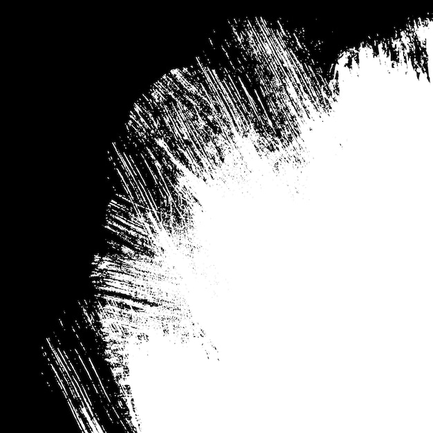 Fundo de textura de traço de tinta grunge Vetor grátis