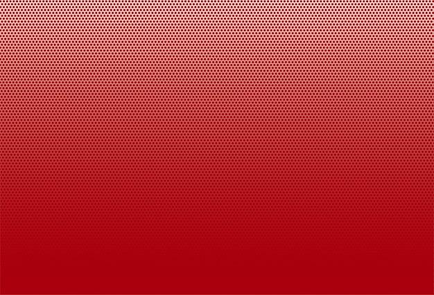 Fundo de textura febric vermelho abstrato Vetor grátis