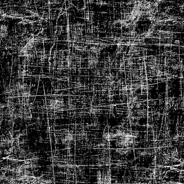 Fundo de textura grunge arranhado Vetor grátis