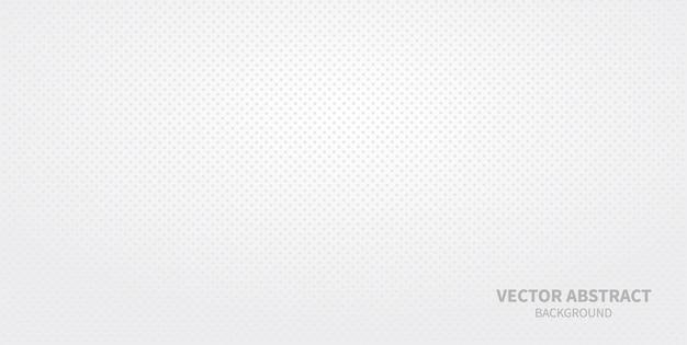 Fundo de textura moderna grade de alto-falante branco Vetor Premium