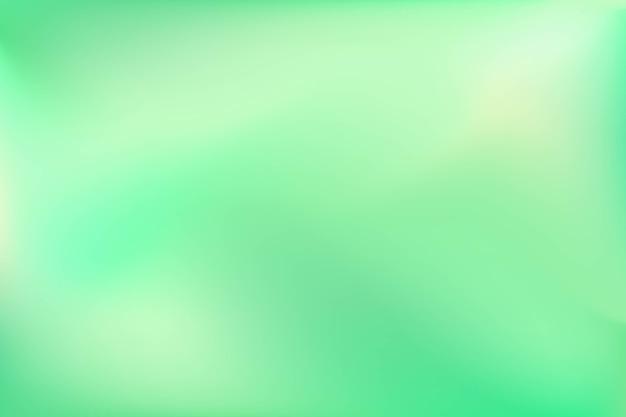 Fundo de tons de gradiente verde pálido Vetor grátis