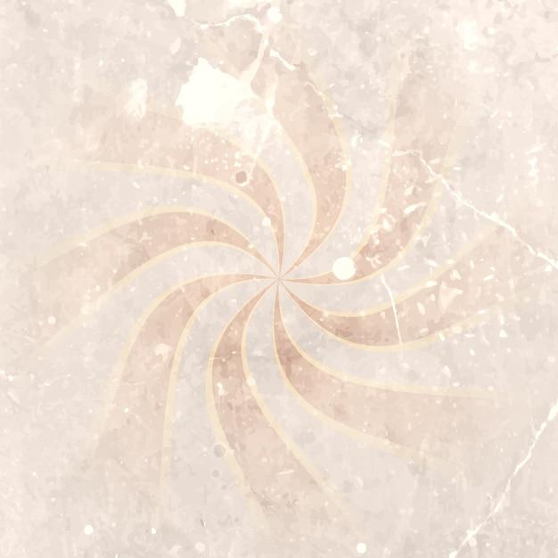 Fundo decorativo abstrato da textura do vintage Vetor grátis
