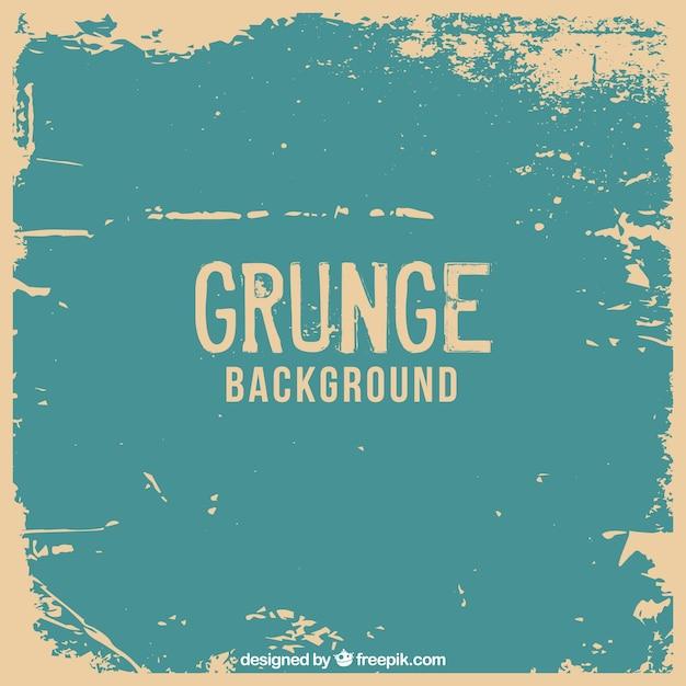 Fundo do grunge do vintage Vetor Premium