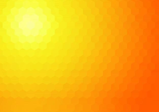 ОРАНЖЕВЫЙ ФОН Fundo-do-mosaico-da-luz-do-sol_1048-7583