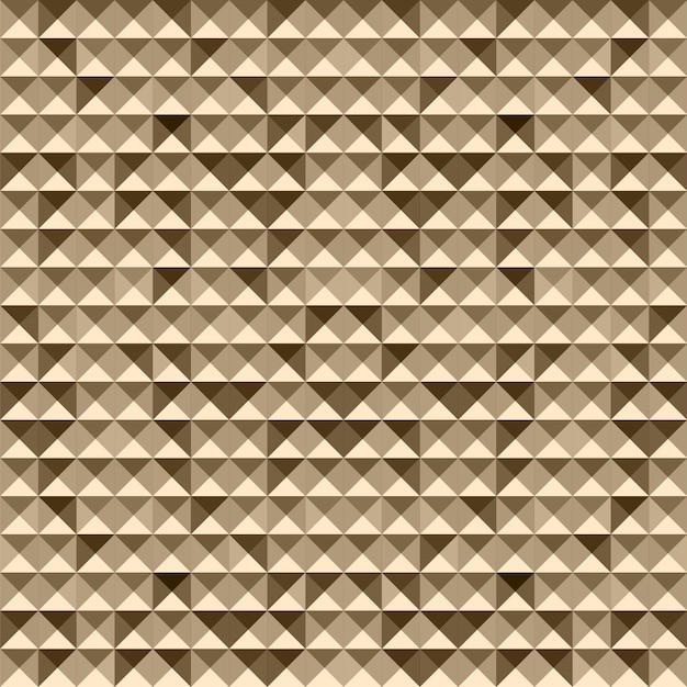 Fundo do padrão geométrico Vetor grátis