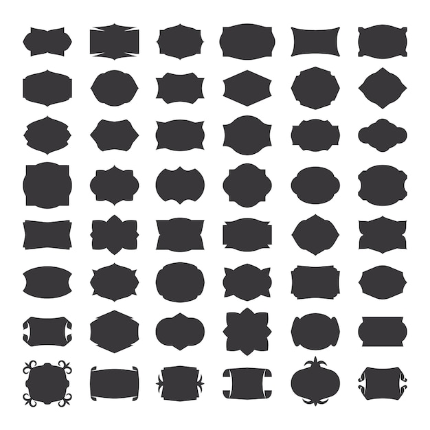 Fundo geométrico da linha abstrata. linha fina padrão geométrico com texto. ilustração vetorial Vetor Premium