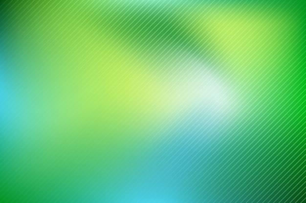 Fundo gradiente em tons de verde Vetor grátis