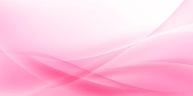 Fundo rosa com luxo abstrato Vetor Premium