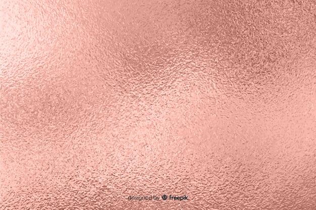 Fundo rosa textura metálica Vetor grátis