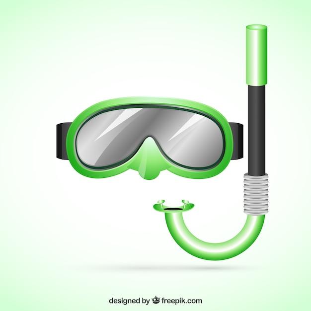 Goggles Vetor grátis