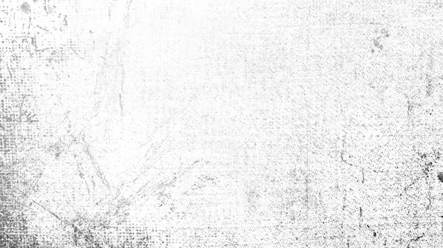 Grunge branco angustiado textura vector Vetor grátis