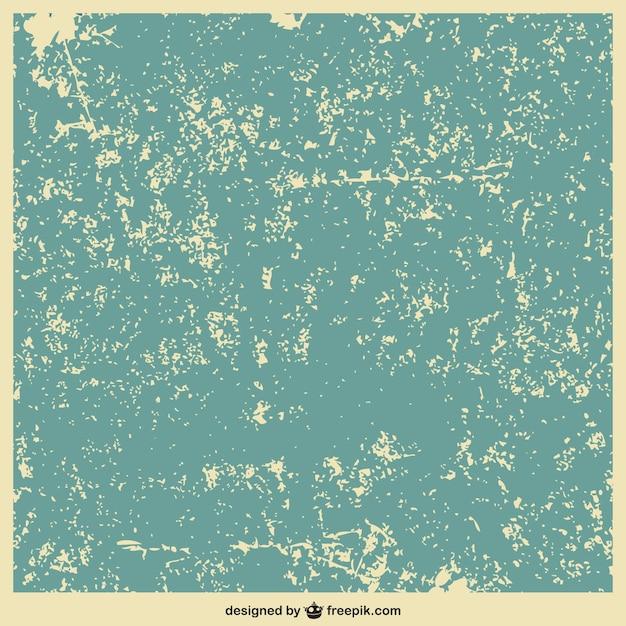 Grunge textura no tom azul Vetor grátis