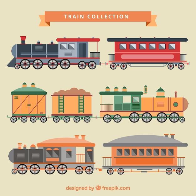 Ilustração da ilustração do trem Vetor grátis