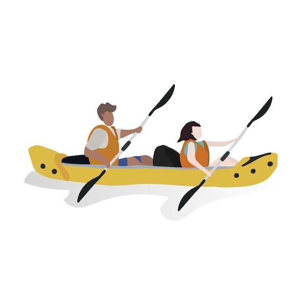 Ilustração de hobbies e atividades humanas Vetor grátis