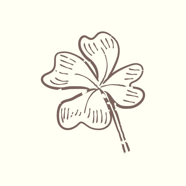 Ilustração, de, planta Vetor grátis