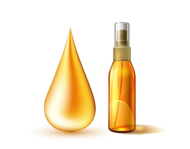 Ilustração de proteção solar para cuidados com a pele Vetor Premium