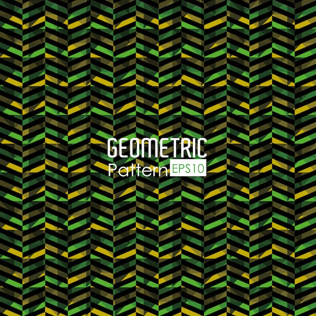 Ilustração padrão geométrico Vetor grátis
