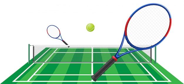 Ilustração vetorial de tênis Vetor Premium