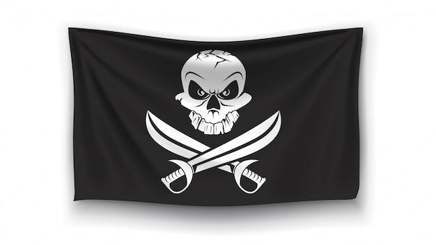 Imagem da bandeira Vetor Premium