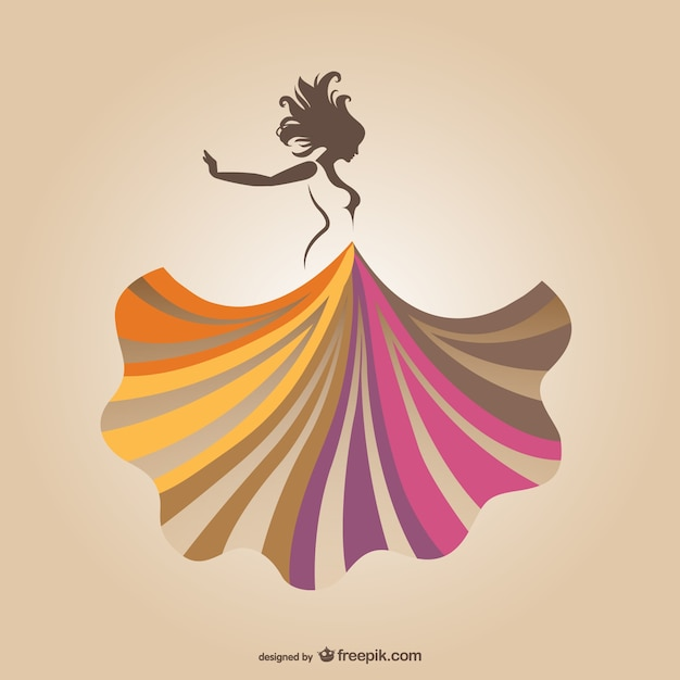 Crowd Of Indian Women Vector Avatars Stock Vector: Imagem De Moda Vector Download Livre