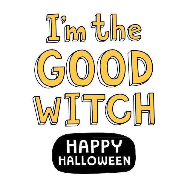 Impressão de halloween Vetor Premium