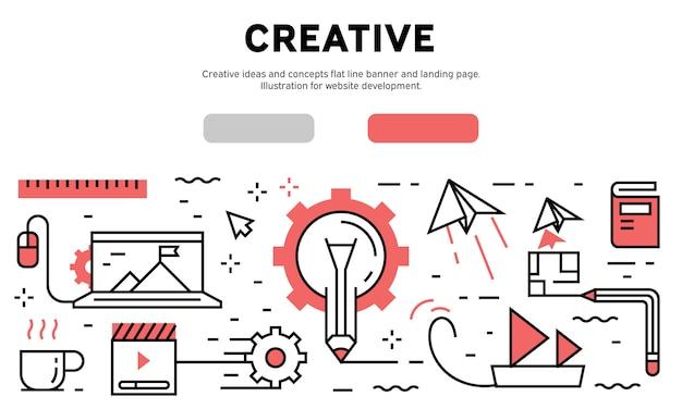 Infográfico de conceito criativo Vetor Premium